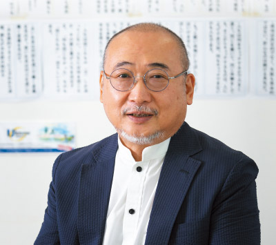 代表取締役 鹿討康弘