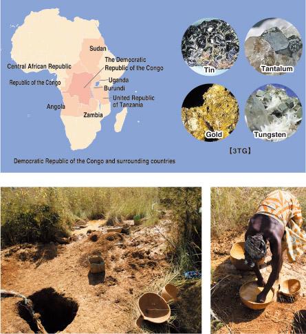 Conflict Materials Initiatives
